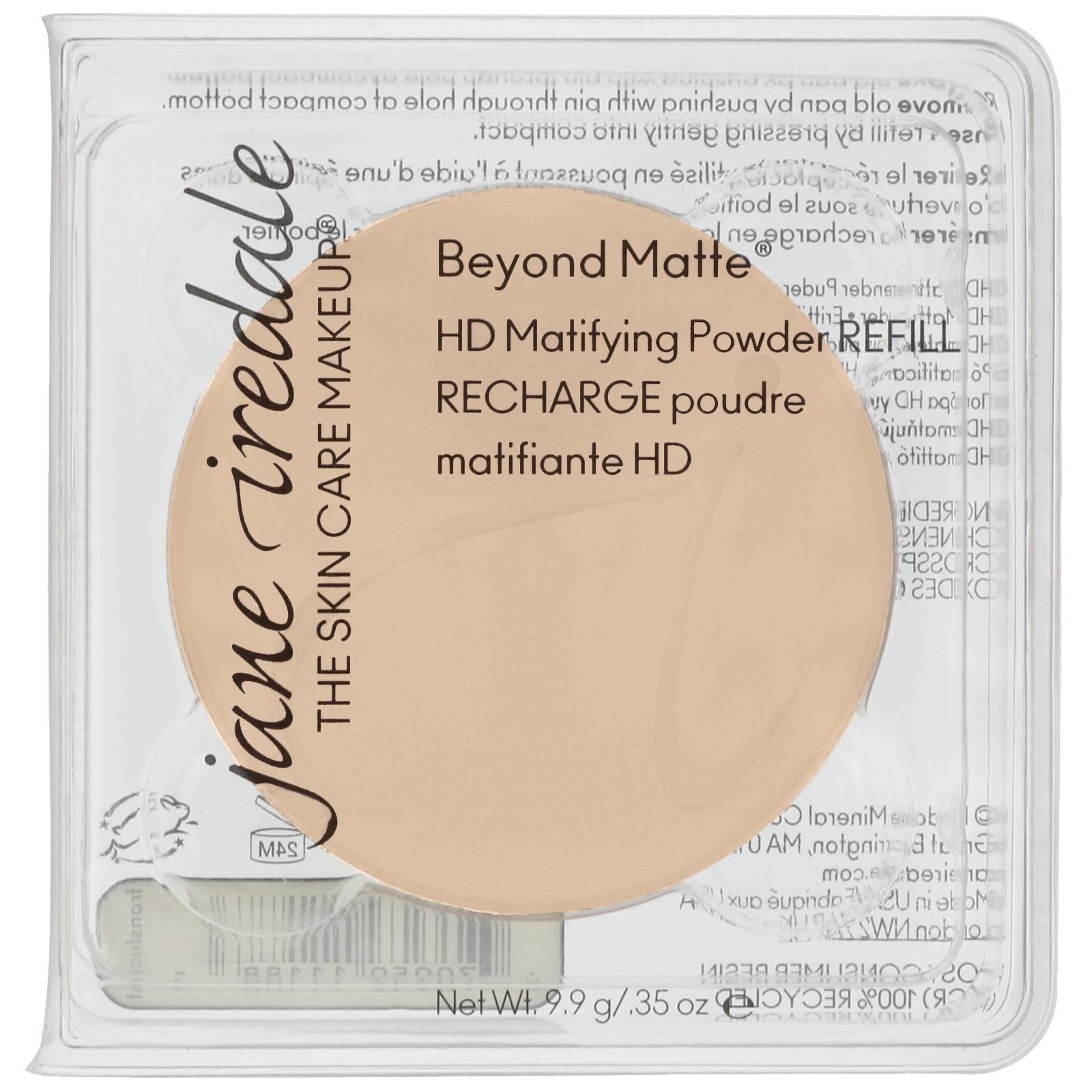 Beyond Matte Refill Translucent
