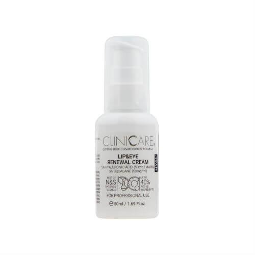 Clinicare Lip & Eye Renewal Cream