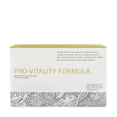 Pro-Vitality Formula