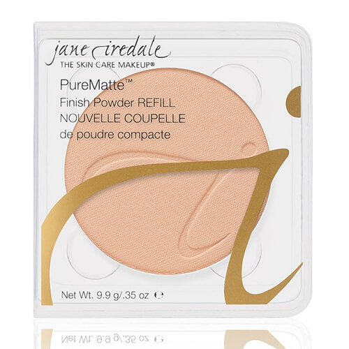 Pure Matte Finish Powder Refill