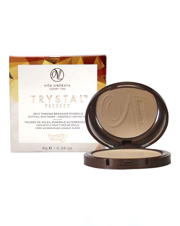 Trystal Pressed Self Tanning Bronzing Minerals