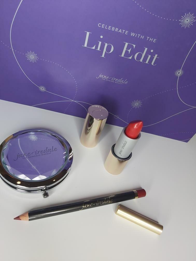 Jane Iredale Lip Edit Kit