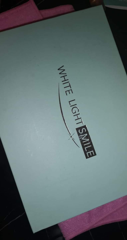 White Light Smile Non Peroxide Home Teeth Whitening Kit