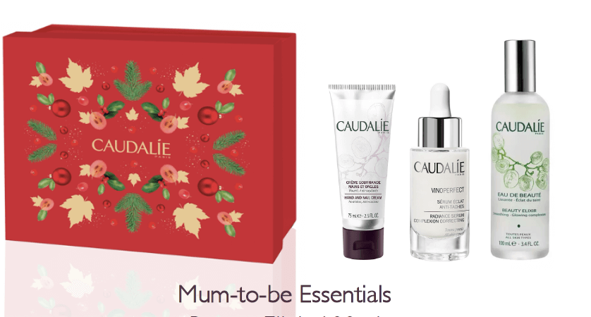 Caudalie's Mum-to-be Essentials Large