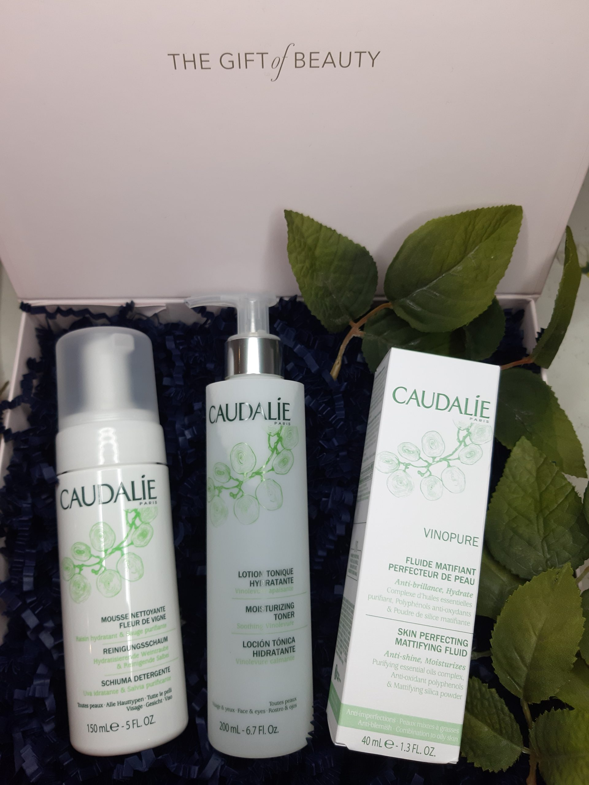 Caudalie Signature Skin Kit