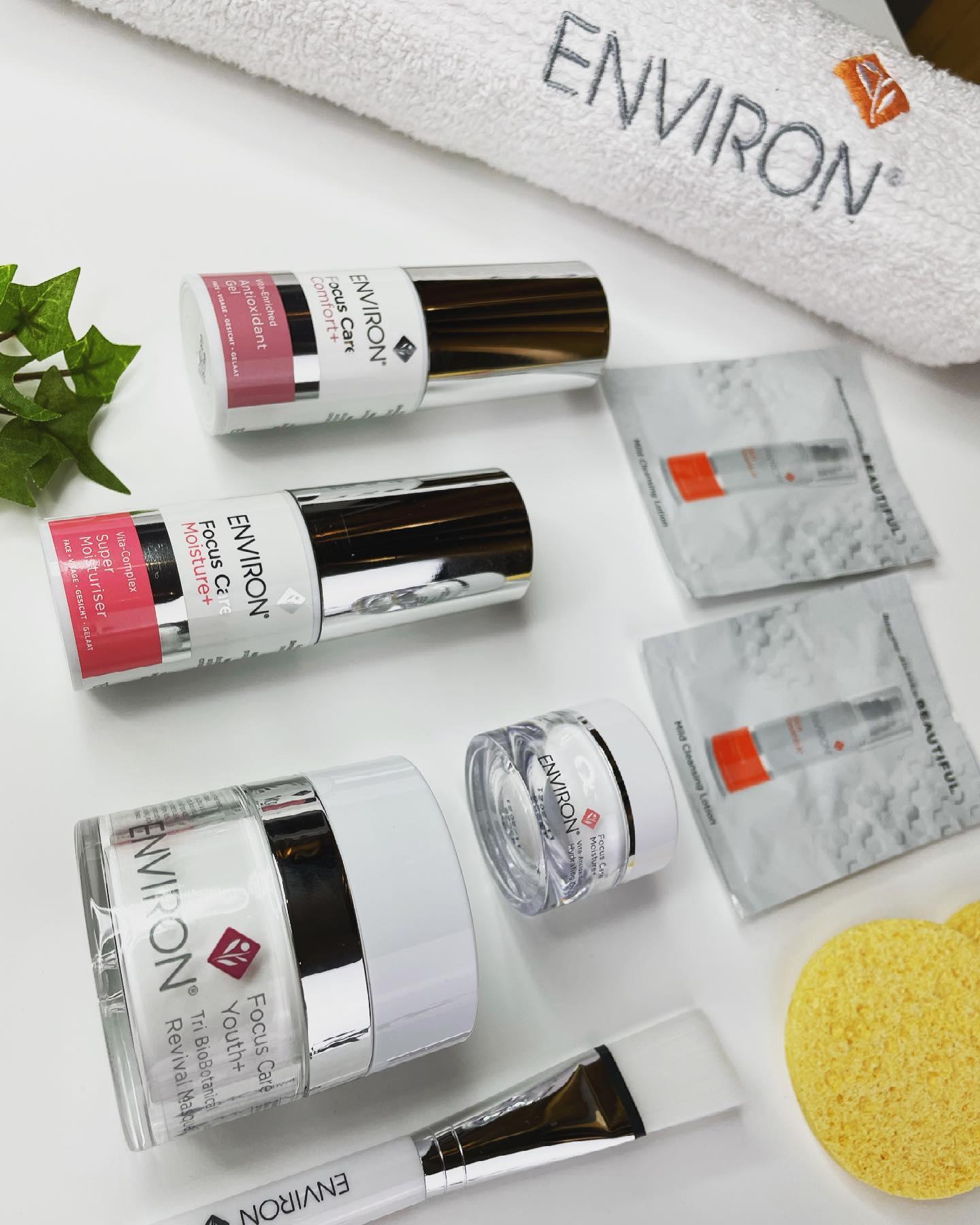 Environ At Home Facial Kit
