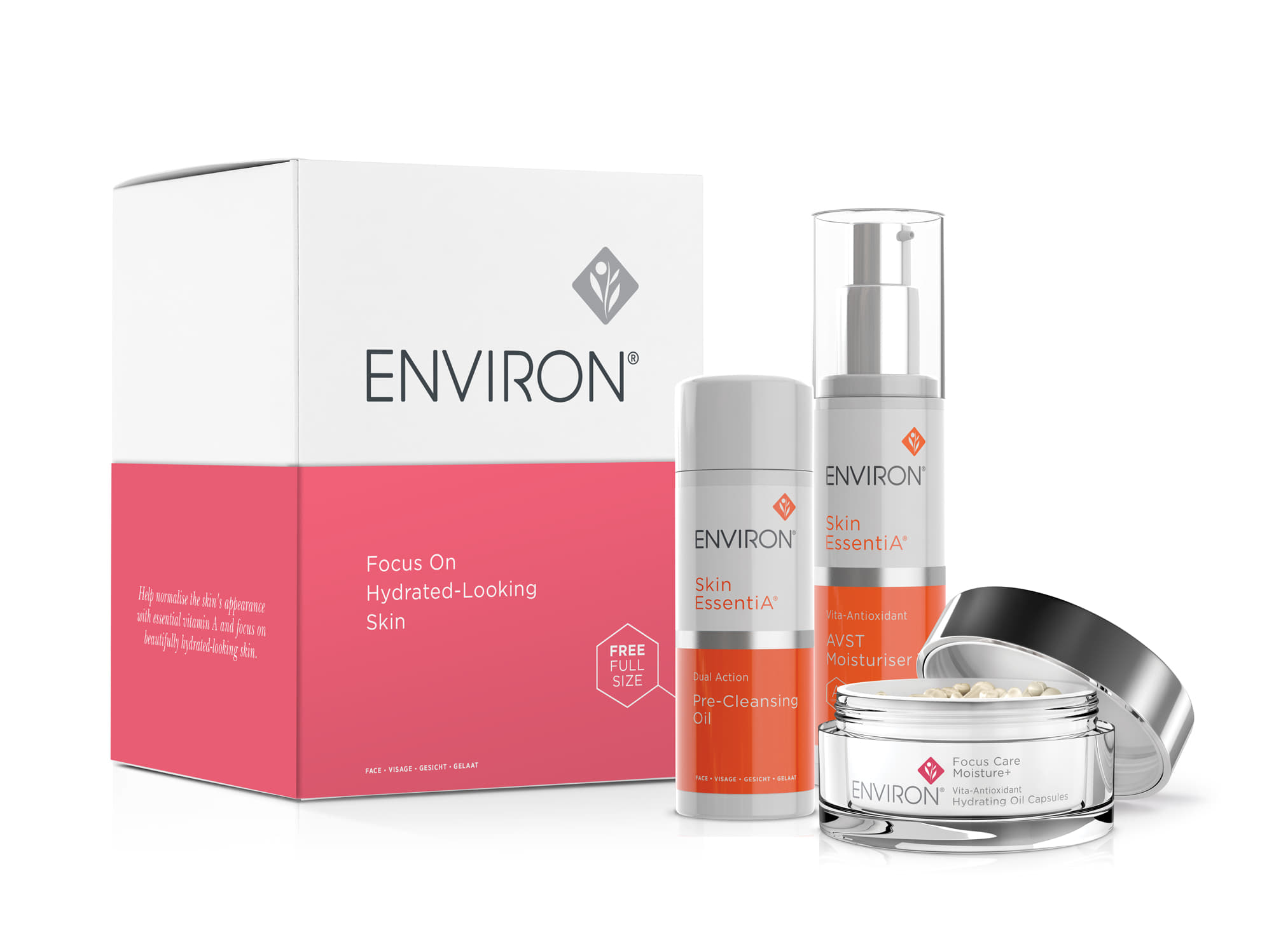 Environ Focus On – Hydrated Looking Skin