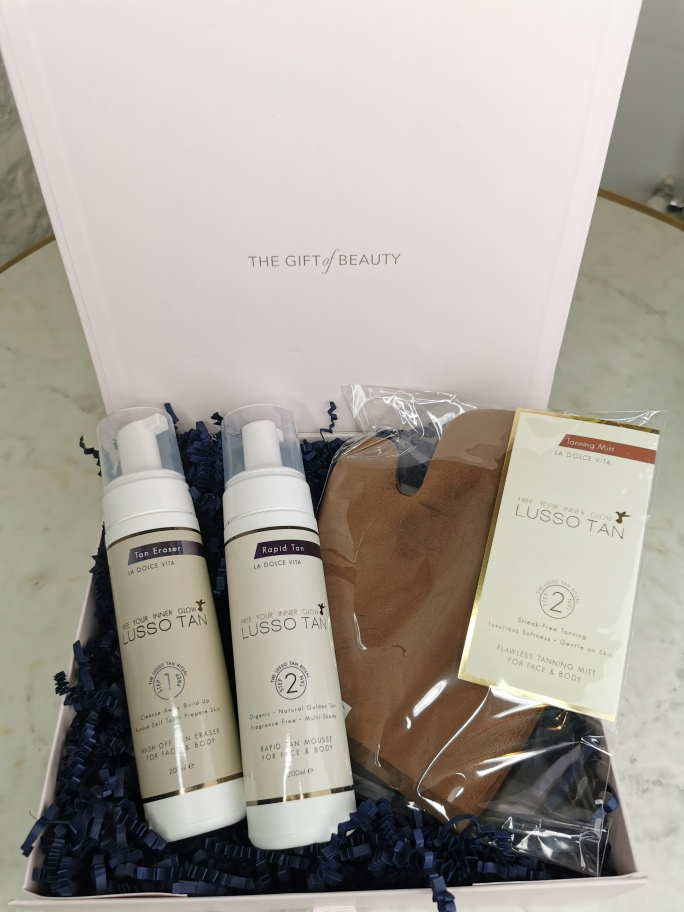 Lusso Tanning Kits