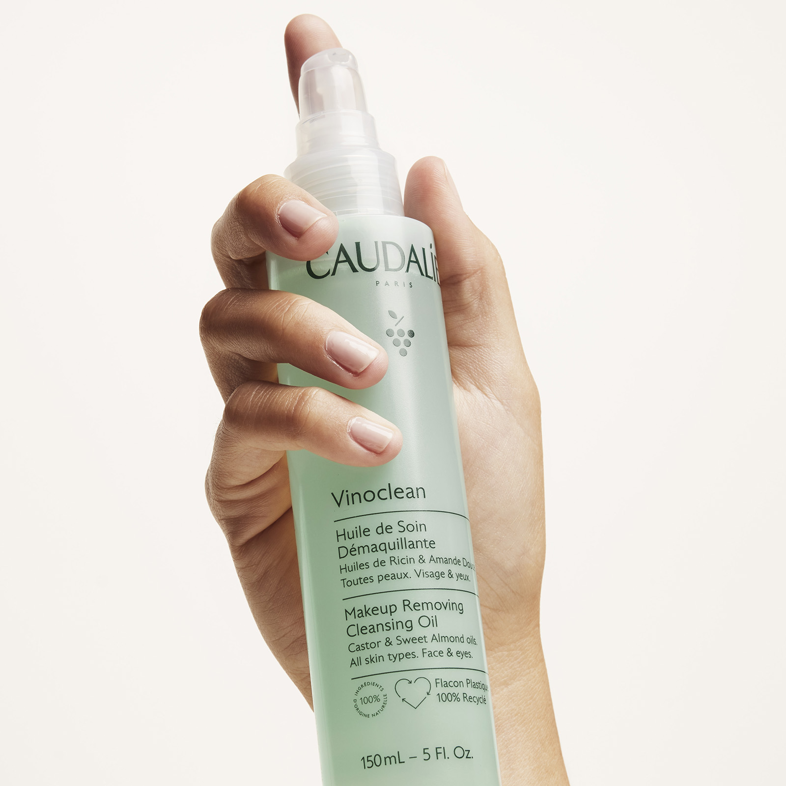 Caudalie Vinoclean Make Up Removing Cleansing Oil 150ml