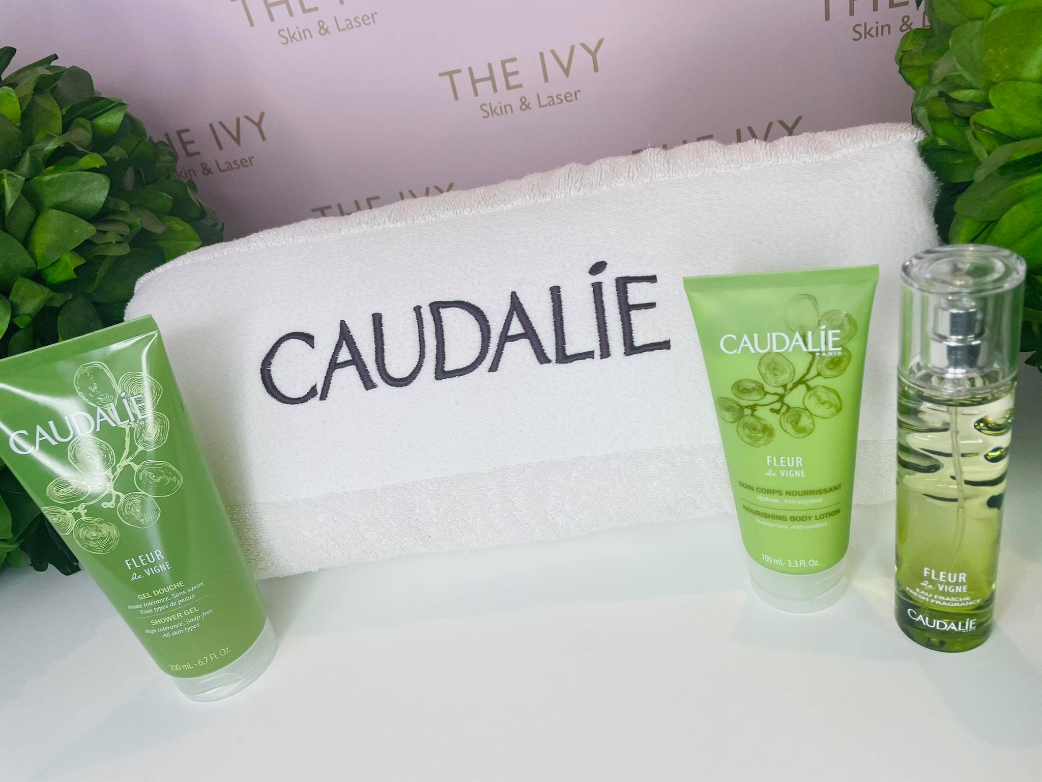 Caudalie 3pc Body Set